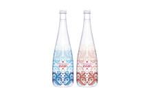 エビアン×クリスチャン・ラクロワのデザイナーズボトルがステキすぎる♡