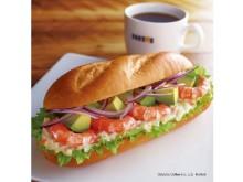 アボカドとエビがごろっ&豆腐ハンバーグ&レンコンきんぴらがヘルシー♡ドトールの新作ミラノサンドが美味しすぎ!