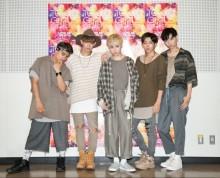 FlowBack「渋谷ジャックで注目のイケメン5人組が『誰にも負けないこと』って?」~TGC SPECIAL SNAP~
