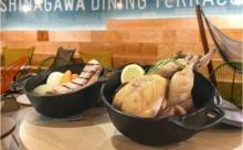 都心で本格的なキャンプ料理が味わえる!品川の「PIZZA & TAPAS cibo」に季節限定メニューが登場