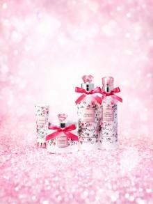 「ジルスチュアート」甘い香りに包まれる至福のボディケアアイテムが限定で登場