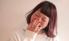 最旬カラーは柔らかい大人カラー♡秋のトレンドヘアカラーを先取りチェック♡