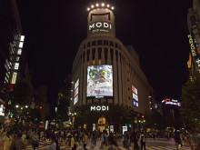 平日22時。渋谷の交差点。心を空っぽにできる映画を観る