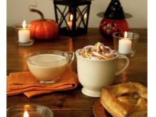 タリーズのハロウィンシーズン限定ドリンク&スイーツ、「ハロウィンパンプキンラテ」など10月5日より発売開始