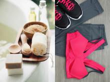 食欲を抑えたいなら、お風呂と運動は食事の前に済ませる