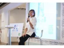 シンママのキャリアを支援!『未来への扉』開講式にRIKACO登場