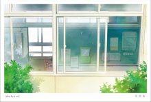 アニメ『同級生』原画展 in ササユリカフェ 2016年12月1日から12月26日まで開催