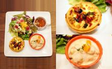 「キッシュヨロイヅカ」南青山店がOPEN☆お得なランチプレートを食べてきたよ♪