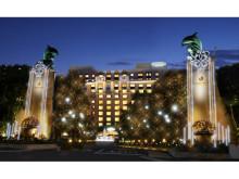 総数約10万球!ホテルオークラ東京ベイイルミ点灯開始