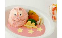 日本で唯一の「バーバパパ公認カフェ」1周年記念メニューがかわいすぎる♡