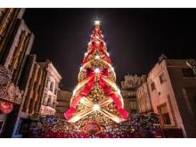 """USJの""""あのクリスマスツリー""""が今年で見納め!"""