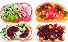もはや食べられるアート♡「美しすぎるトースト」がインスタグラムで話題に!
