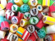 日本一おもしろいお菓子やさんのXmas限定キャンディ