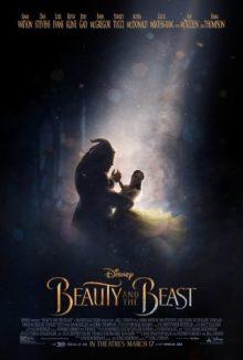 アニメ版をオマージュ!来春公開予定のディズニーの実写版「美女と野獣」のポスター