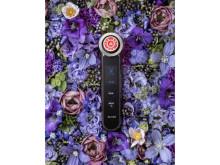 ヤーマンから美麗なフラワーデザイン美顔器キット発売