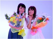 意外だけど相性バッチリ!高橋愛と矢井田瞳が初共演のCM撮影を取材