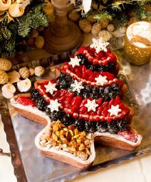 SNS映えバッチリ♡ 可愛すぎる「2016クリスマスケーキ」5選★