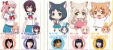 TVアニメ『にゃんこデイズ』2017年1月より放送 メインキャスト、キービジュアルも解禁