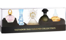 日本未発売の香りも♡「ダリ展」を記念したミニ・フレグランスセットが芸術的