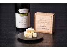 生チョコ発祥の店「シルスマリア」×日本各地の厳選素材