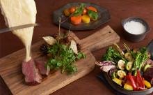 熱々チーズがとろり♡フォンデュ&ラクレットが楽しめるキハチの贅沢コースがたまらない!