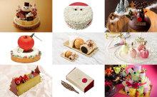 女子会にぴったり♡乙女ゴコロをくすぐるフォトジェニックなクリスマスケーキ10選