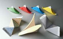毎日のお弁当に使いたい♪日本文化が融合した不思議な型紙「オリニギリ」がおもしろい