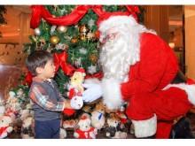 サンタクロースに会える!? Xmasにとっておきのサプライズ