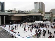 デートに◎!冬限定オープンのスケートリンク3選