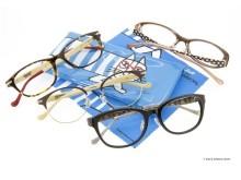 木目と琺瑯がモチーフ!リサ・ラーソンの大人可愛いメガネ