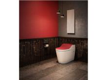 「新型アラウーノ」でトイレ空間を自分色に染める!