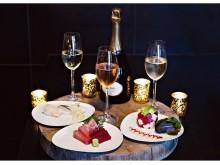 """2016年""""最後の晩餐""""は世界最古のシャンパーニュと和食で"""