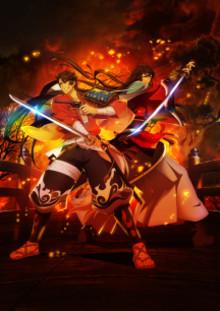TVアニメ『活撃 刀剣乱舞』が2017年7月より放送開始。キービジュアル第1弾・PV第2弾も公開