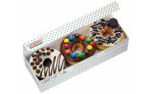 あのお菓子がドーナツに!「クリスピークリーム×ハーシー・オレオ・M&M'S」のコラボドーナツが誕生