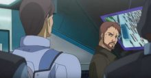 『機動戦士ガンダム00』ブレイク・ピラー事件と正しい軍のあり方を追い求めた男、パング・ハーキュリー48歳!