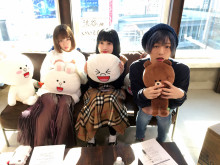 こんどうようぢがむちゃぶり‼︎ 小澤しぇいん&高井香子が新年早々モノマネを披露⁉︎