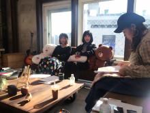 小澤しぇいんと高井香子が初公開!「実は盛れる裏ワザアプリ」と「便利な動画アプリ」!!