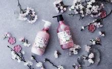 バスタイムが華やかに♡4種の桜エキスを配合したヘアケア「リンレン サクラ」がステキ♪