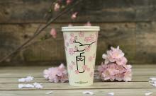 桜の香りがふわり!シェイクシャックの春限定シェイクは和フレーバー♡