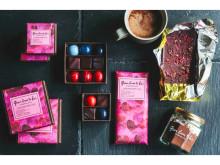 Berryの甘酸っぱさが奏でる愛!溢れる想いをチョコにのせて