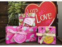 LUSHから恋が生まれるバレンタインギフト