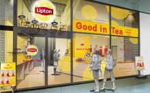 紅茶派に嬉しい♡リプトンのアレンジティーが楽しめる期間限定スタンドが渋谷にオープン!
