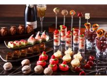 チョコ&シャンパンで乾杯!3日間限定バレンタインイベント