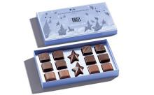 ティエリー・ミュグレーの香水「エンジェル」を表現したショコラが「ラ・メゾン・デュ・ショコラ」に登場