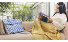 長~く愛用できちゃう♡下町の職人さんが作るテキスタイルブランドのバッグがステキ
