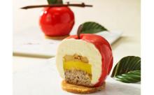 真っ赤なリンゴがフォトジェニック♡ザ・プリンス パークタワー東京にNYをテーマにしたデザートが登場
