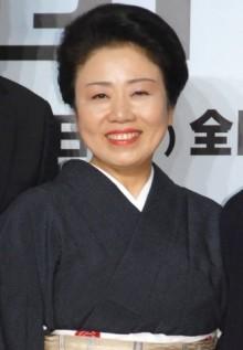 藤山直美が初期の乳がん 治療専念で主演舞台中止「心苦しい」