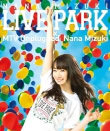 水樹奈々さん、最新LIVE BD&DVD『NANA MIZUKI LIVE PARK × MTV Unplugged: Nana Mizuki』のジャケット、TVCMが公開