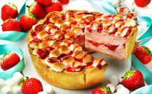 焼きマシュマロ×イチゴが至福のお味♡パブロのホワイトデー限定タルトにそそられる!