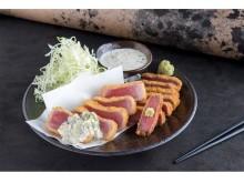 『京都勝牛』に春が来た!まぐろカツ&タルタルソースの新作